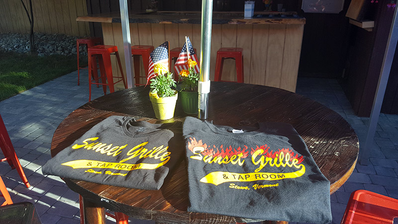 Sunset Grille T-Shirts