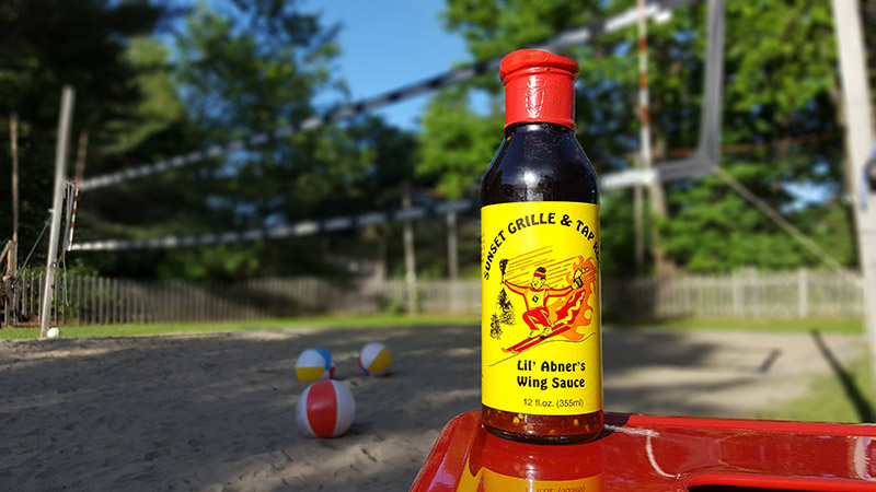 Sunset Grille Wing Sauce